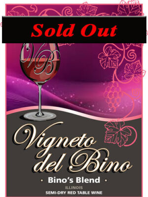 Bino's Blend - sold out!